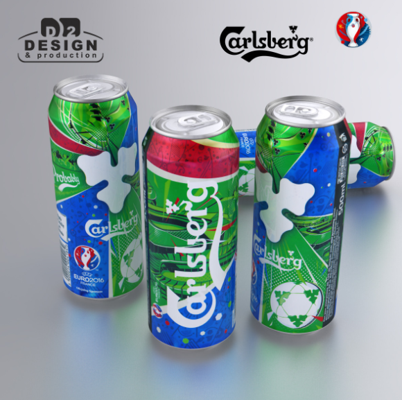 Carlsberg Metal Packaging